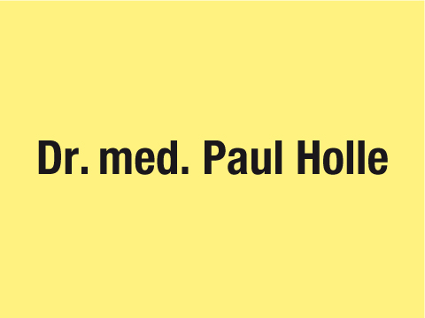 Holle Paul Dr.