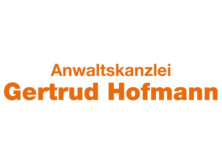 Hofmann Gertrud