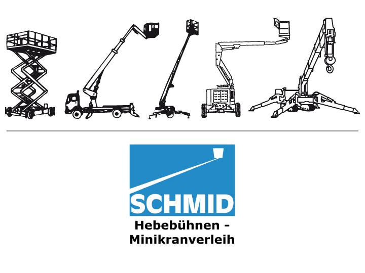 SCHMID Hebebühnenverleih GmbH