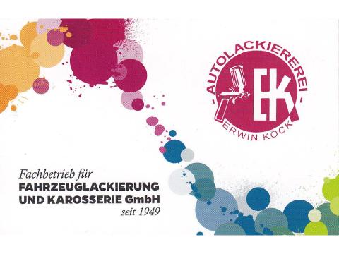 Erwin Köck Lackierer + Karosserie GmbH