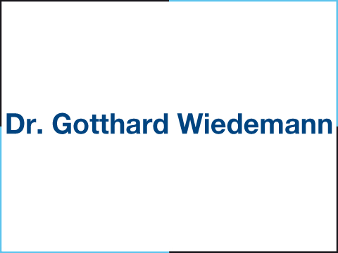 Wiedemann Gotthard Dr.