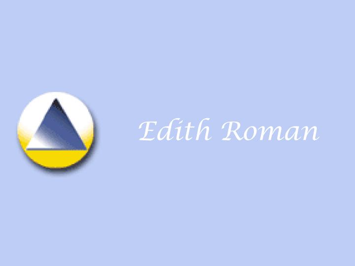 Roman Edith