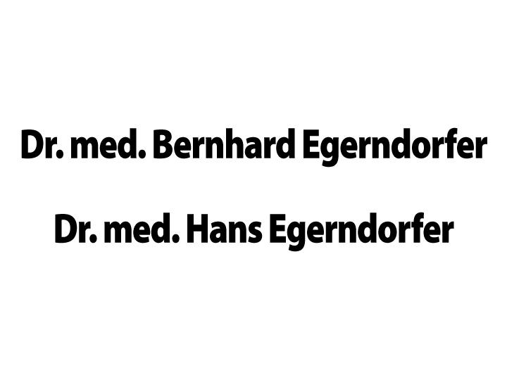 Egerndorfer und Dr. med. univ. H. Egerndorfer