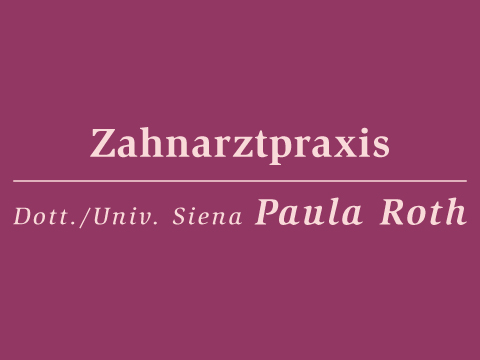 Roth Paula Dott./Univ. Siena