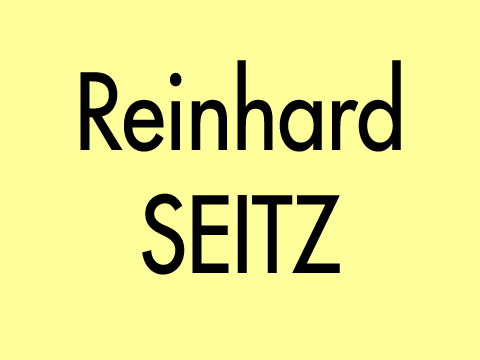 Seitz Reinhard