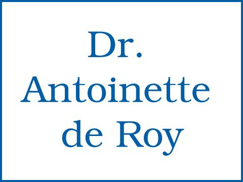 de Roy Antoinette Dr.