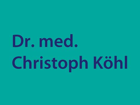 Köhl Christoph Dr. med.