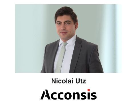 Utz Nicolai Anwalt der ACCONSIS