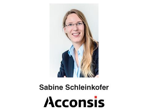 Schleinkofer Sabine Anwalt der ACCONSIS