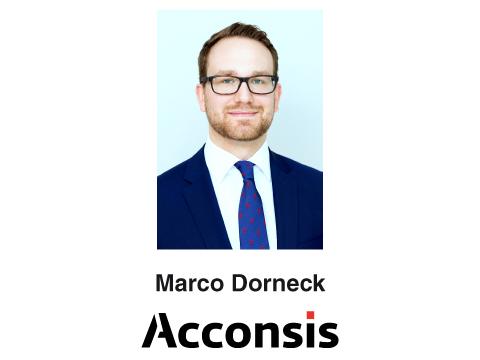 Dorneck Marco Anwalt der ACCONSIS