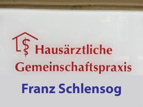 Schlensog Franz