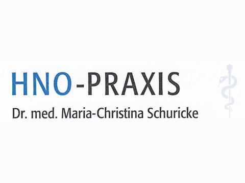 Schuricke Maria-Christina Dr.