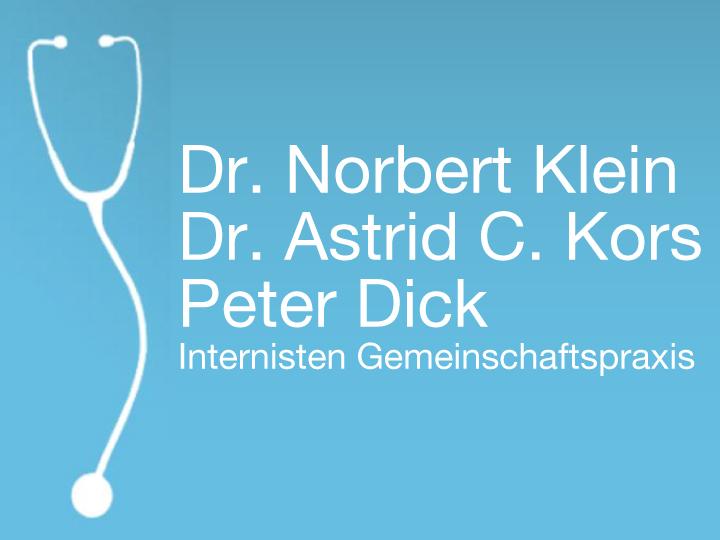 Klein N., Kors A. & Dick P.  Dres.