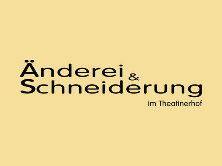 Änderei & Schneiderung im Theatinerhof