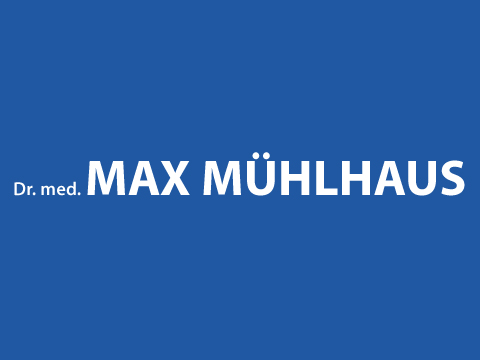 Mühlhaus Max Dr.