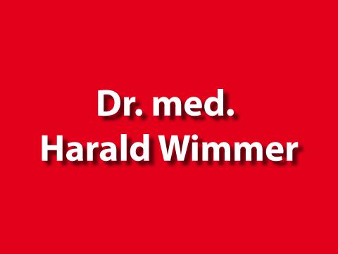 Wimmer Harald Dr. med.