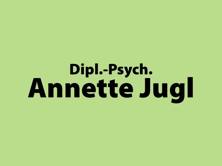 Jugl Annette Dipl. Psych.