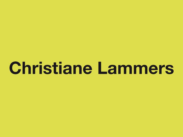 Lammers Christiane