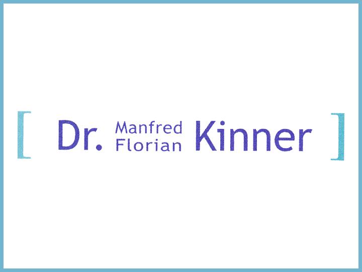 Kinner, Manfred & Florian Dres.