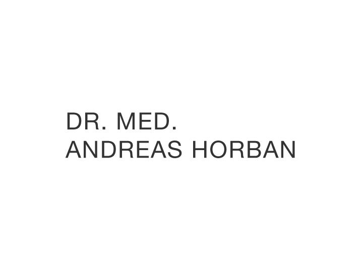 Horban Andreas Dr. med.