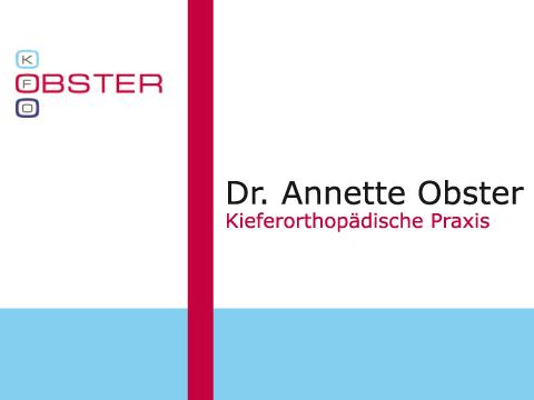 Obster Annette Dr.