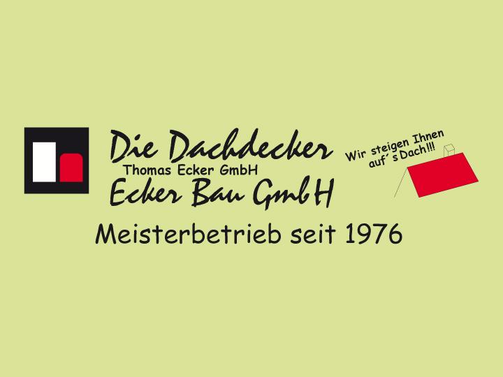 Die Dachdecker Thomas Ecker GmbH