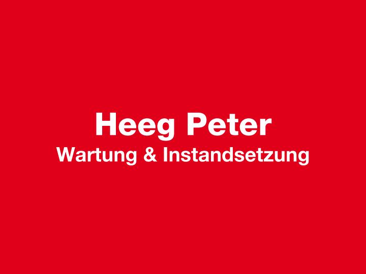 Heeg Peter