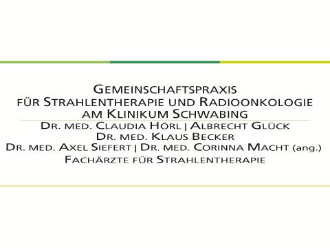 Gemeinschaftspraxis für Strahlentherapie