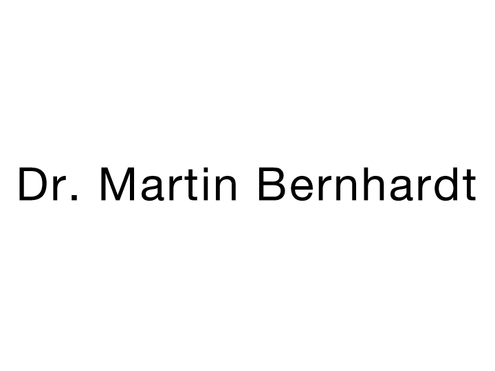 Bernhardt Martin Dr.